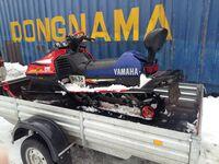 Yamaha Mountain Max, 1998