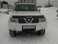 Nissan Safari, 2000