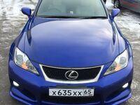 Lexus IS F, 2008