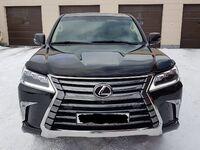 Lexus LX450d, 2017