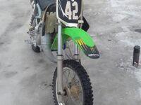 Kawasaki KX, 2011