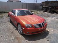 Chrysler crossfire, 2004