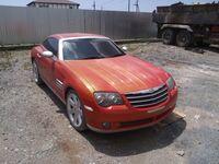 Chrysler crossfire, 2004