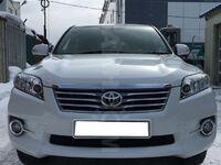 Toyota Vanguard, 2012