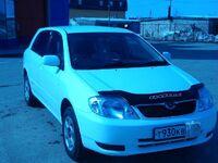 Toyota Corolla Runx, 2002