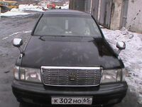 Toyota Crown, 1995
