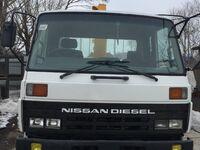 Nissan Condor, 1990