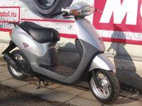 Honda Dio Fit, 2005