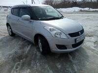 Suzuki Swift, 2011
