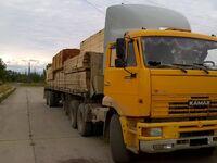 КамАЗ 65116 (6х4), 2008