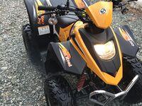 Stels ATV50C, 2010