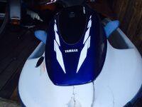 Yamaha FX Cruiser SHO, 2002