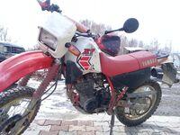 Yamaha TT-R 250, 1990