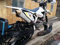 KTM husqvarna fe 501, 2015