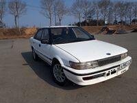 Toyota Sprinter, 1991