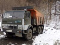 КамАЗ 35511, 1982