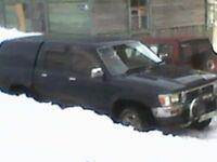 Toyota Hilux Pick Up, 1991