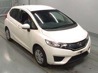 Honda Fit, 2014