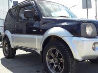 Suzuki Jimny, 2002