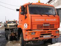 КамАЗ 65225 (6x6), 2011
