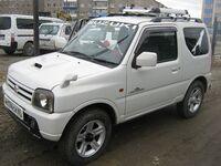 Suzuki Jimny, 2005