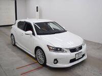 Lexus CT200h, 2013