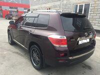 Toyota Highlander, 2013