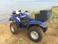 Yamaha Grizzly, 2007