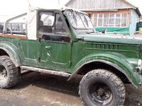 УАЗ 469, 1970