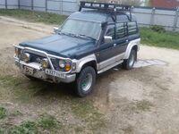 Nissan Safari, 1996