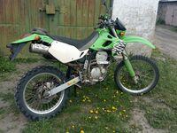 Kawasaki KLX250, 1999