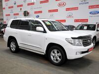 Toyota Land Cruiser, 2011