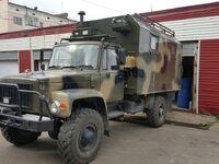 ГАЗ 330811 Вепрь, 2009