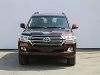 Toyota Land Cruiser, 2017