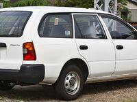 Toyota Corolla, 1998
