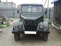 ГАЗ 69, 1960