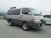 Toyota Hiace, 1999