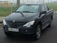 SsangYong Actyon Sports, 2011