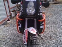 KTM 950 Adventure, 2005
