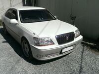 Toyota Crown Majesta, 2002