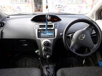 Toyota Vitz, 2008
