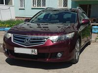 Honda Accord Wagon, 2009