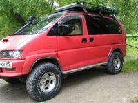 Mitsubishi Delica, 1996