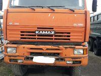 КамАЗ 65225 (6x6), 2007