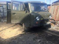 УАЗ 3962, 1996