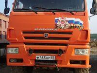 КамАЗ 65 222 -63 (6х6), 2012