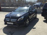 Mercedes-Benz GLA, 2015