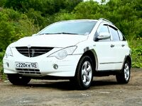 SsangYong Actyon, 2009