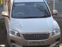 Toyota Vanguard, 2007