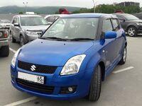 Suzuki Swift, 2009